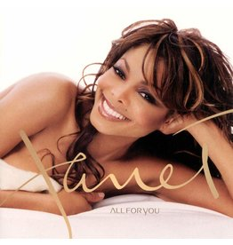 FS Janet Jackson - All For You 2LP