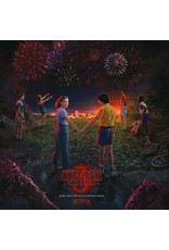 ST Various Artists ‎– Stranger Things 3: (Music From The Netflix Original Series) 2LP