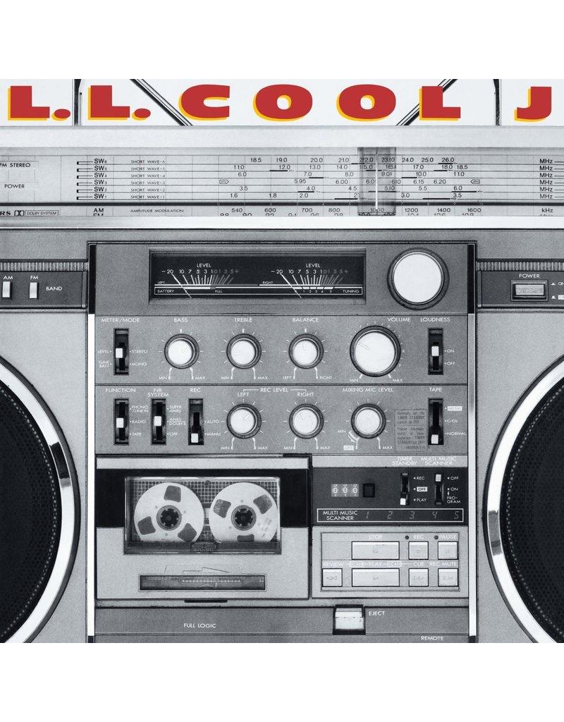HH LL Cool J – Radio LP