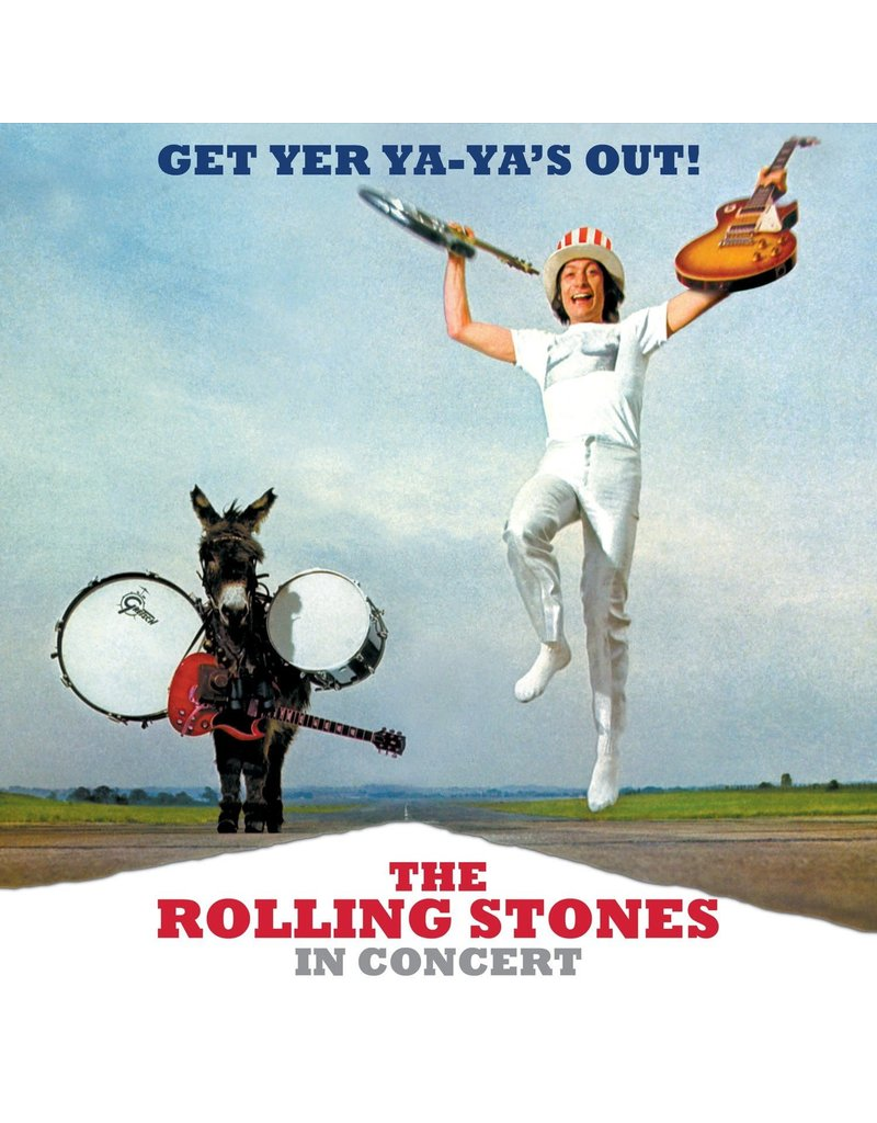 RK The Rolling Stones – Get Yer Ya-Ya's Out! - The Rolling Stones In Concert LP