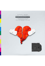 Kanye West - 808s & Heartbreak 2LP+CD+Poster+Lyric Sheet (Reissue)