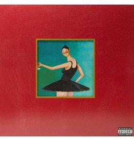 HH Kanye West – My Beautiful Dark Twisted Fantasy 3LP