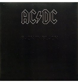 COLOMBIA AC/DC ‎– Back In Black LP