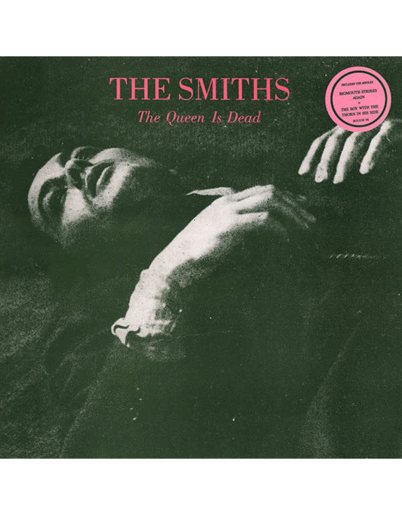 RK The Smiths ‎– The Queen Is Dead LP