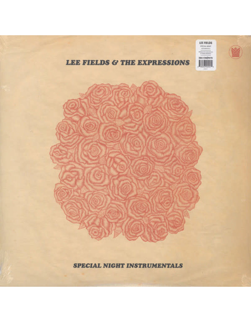 FS Lee Fields & The Expressions ‎– Special Night Instrumentals LP