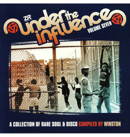 FS Various Artists – Under The Influence Volume Seven (A Collection Of Rare Soul & Disco) 2LP