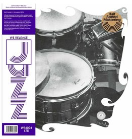 JZ Stuff Combe – Stuff Combe 5 + Percussion (Half-Speed Mastering) LP