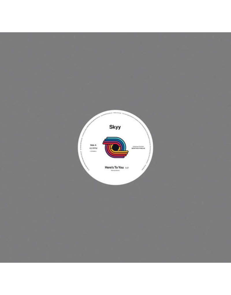 FS Skyy ‎– Here's To You / You Got Me Up 12""