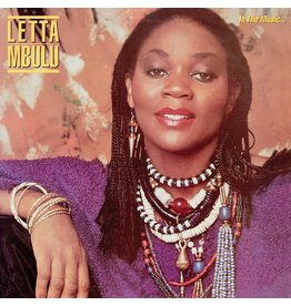 DC Letta Mbulu ‎– In The Music.. The Village Never Ends LP