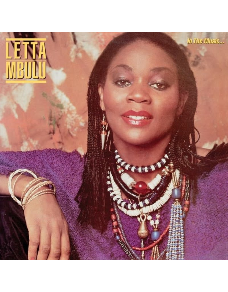 DC Letta Mbulu – In The Music.. The Village Never Ends LP
