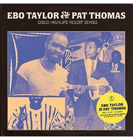 FS Ebo Taylor & Pat Thomas - Disco Highlife Reedit Series 12""