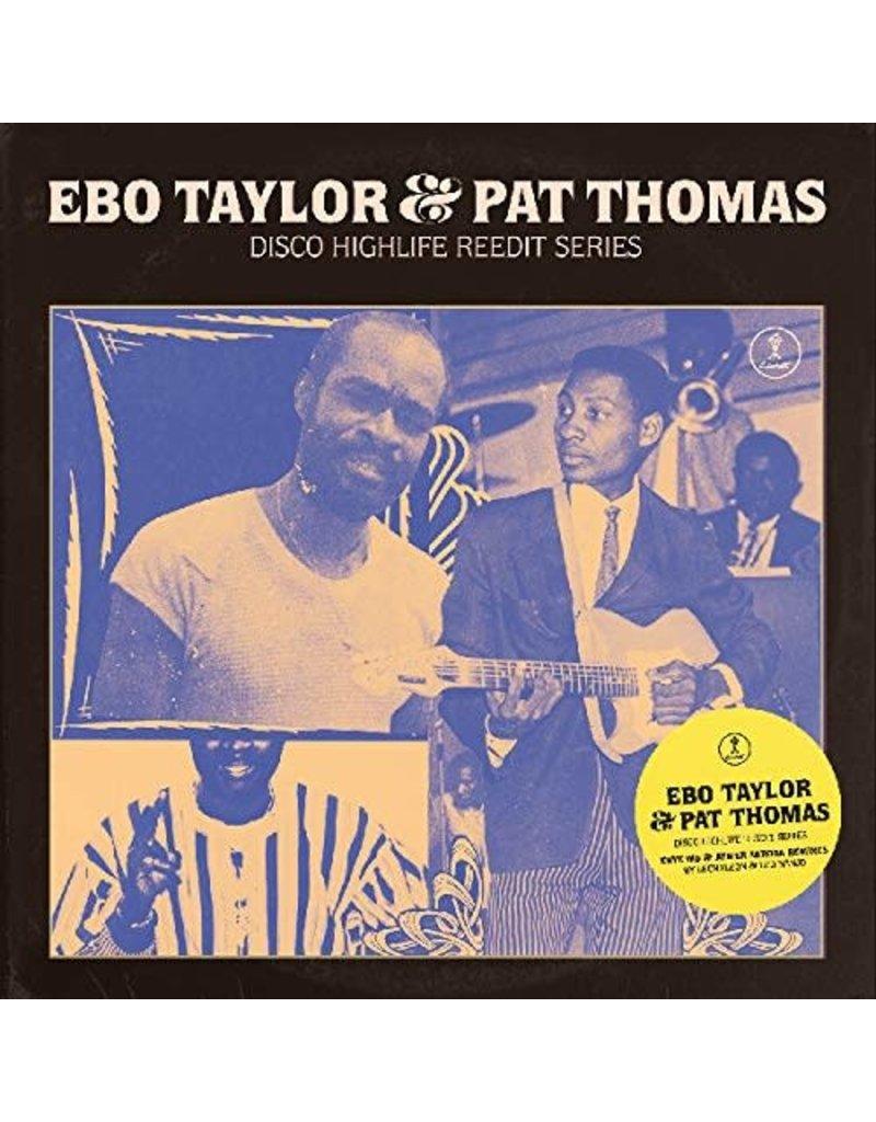 """FS Ebo Taylor & Pat Thomas - Disco Highlife Reedit Series 12"""""""
