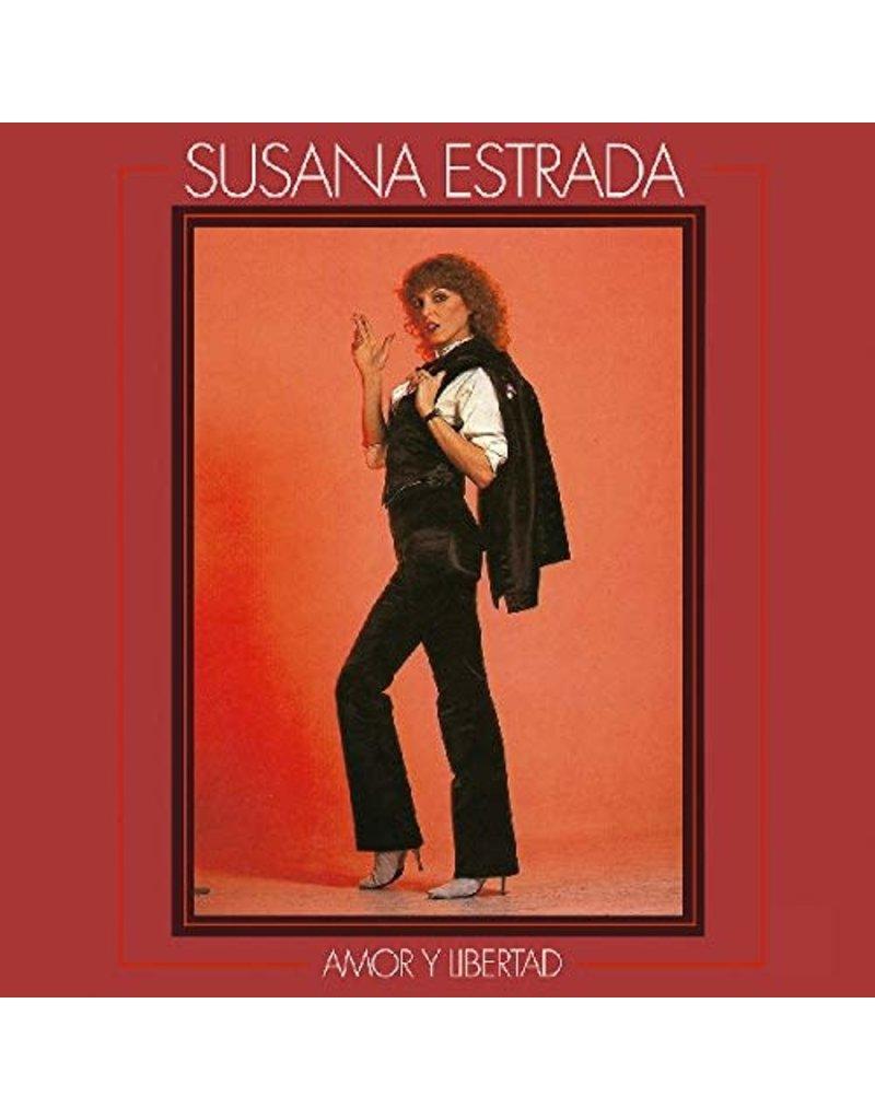 FS Susana Estrada – Amor Y Libertad LP