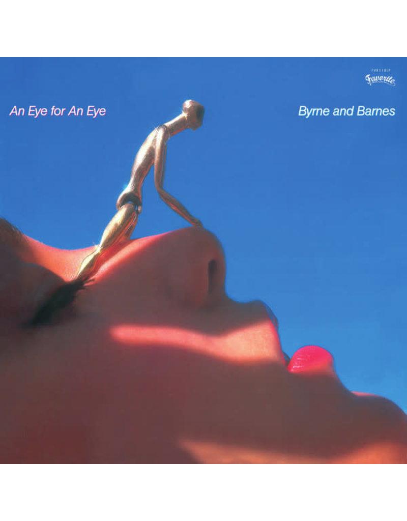 FS Byrne & Barnes – An Eye For An Eye LP