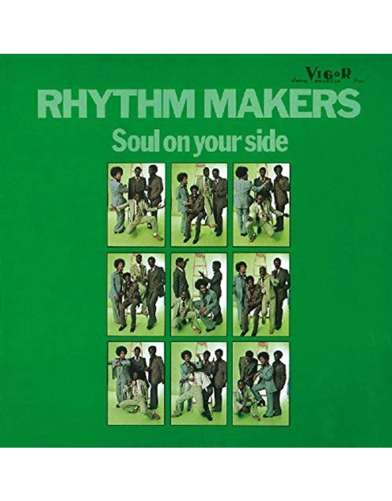 FS The Rhythm Makers ‎– Soul On Your Side LP
