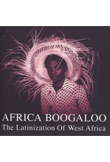 AF Various Artists ‎– Africa Boogaloo: The Latinization Of West Africa 2LP