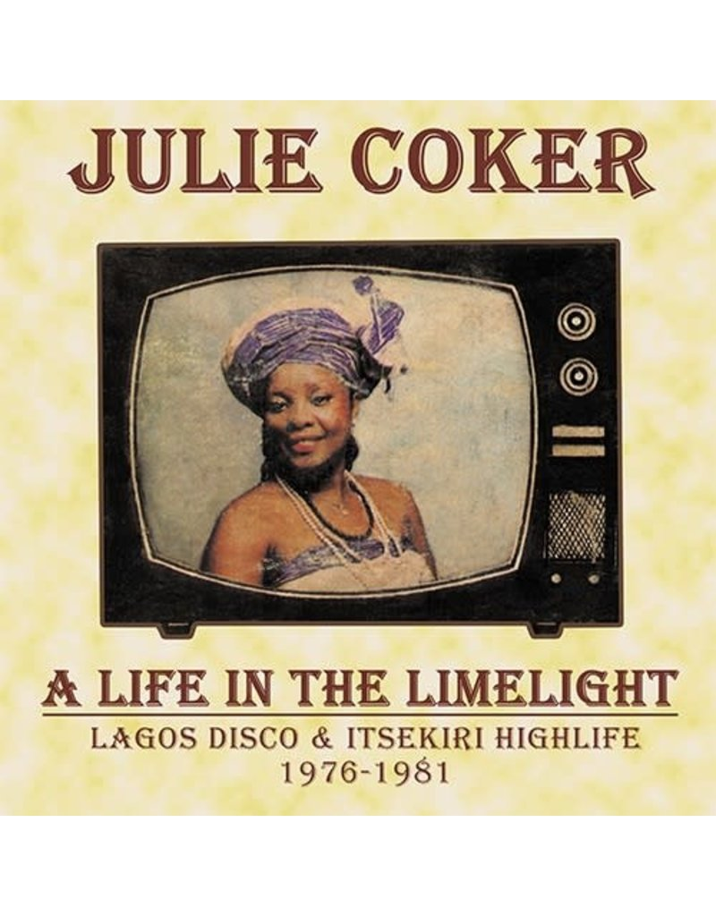 AF Julie Coker ‎– A Life In The Limelight (Lagos Disco & Itsekiri Highlife 1976-1981) 2LP