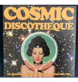 FS Various Artists ‎– Cosmic Discotheque LP