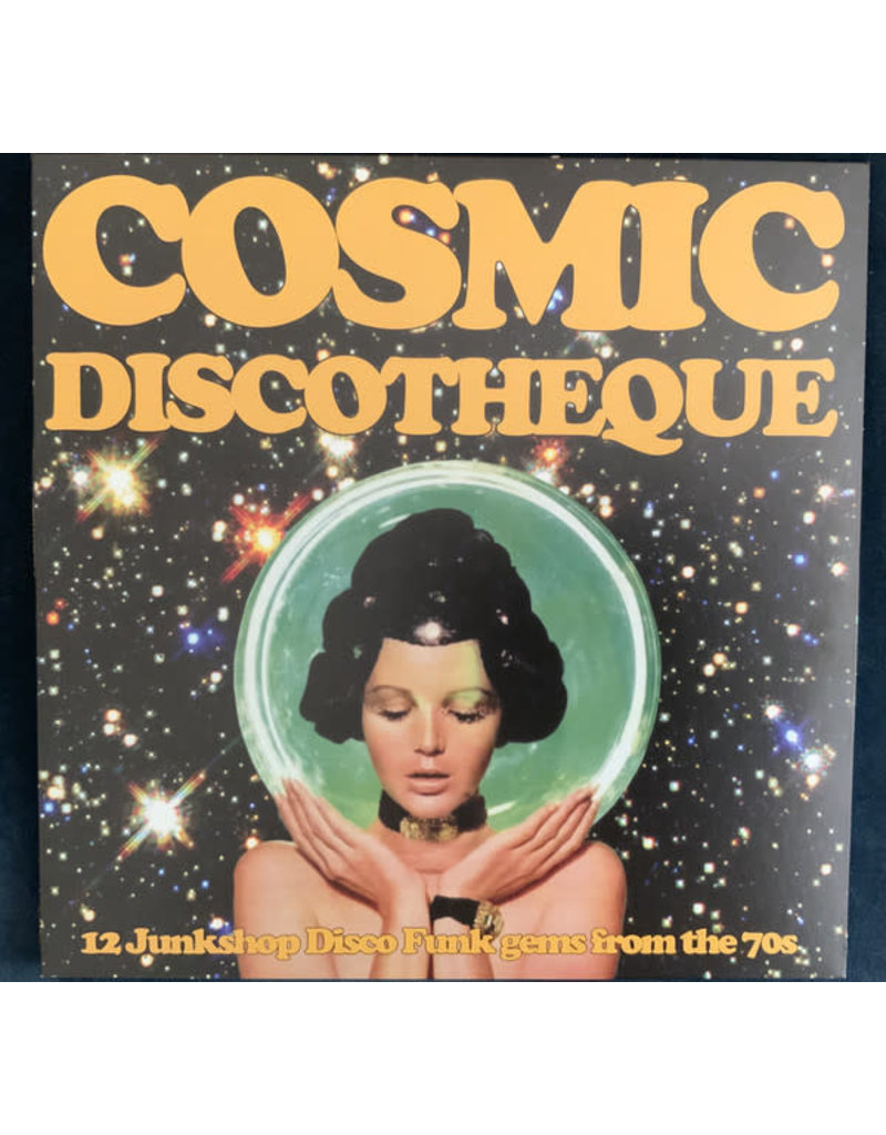 FS Various Artists – Cosmic Discotheque LP