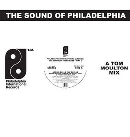 FS Tom Moulton ‎– Philadelphia International Classics: The Tom Moulton Remixes: Part 2 2x12""