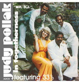 FS Judy Pollak Featuring 33 1/3 – In Togetherness LP