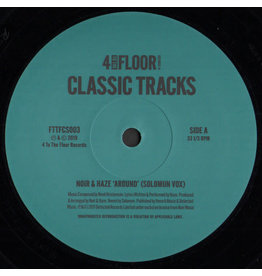 """HS Various Artists – 4 To The Floor Classics Volume 3 12"""""""