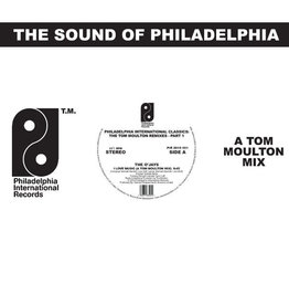 FS Tom Moulton ‎– Philadelphia International Classics: The Tom Moulton Remixes: Part 1 2x12""