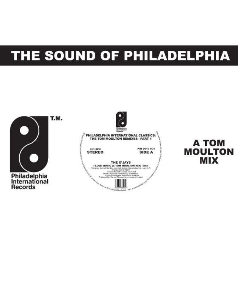 "FS Tom Moulton – Philadelphia International Classics: The Tom Moulton Remixes: Part 1 2x12"""