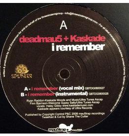 """EL deadmau5 + Kaskade – I Remember 12"""""""