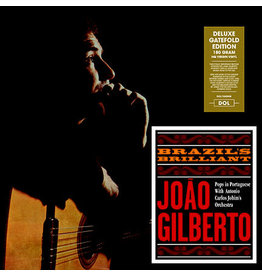 BZ Joao Gilberto ‎– Brazil's Brilliant LP