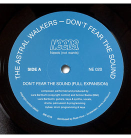 """HS The Astral Walkers – Don't Fear The Sound 12"""""""