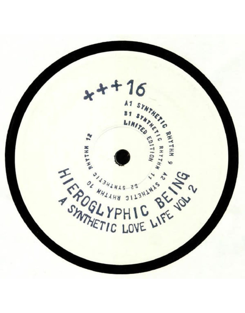 TN Hieroglyphic Being ‎– A Synthetic Love Life Vol 2 12""