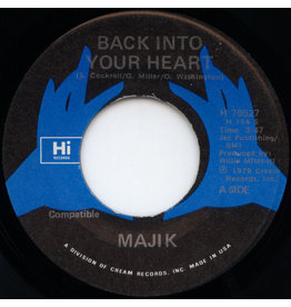 DC MAJIK - BACK INTO YOUR HEART 7""