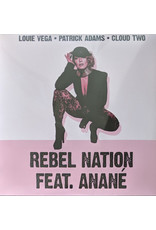 Louie Vega, Patrick Adams & Cloud Two Feat Anané ‎– Rebel Nation 12""