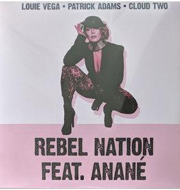 "Louie Vega, Patrick Adams & Cloud Two Feat Anané – Rebel Nation 12"""