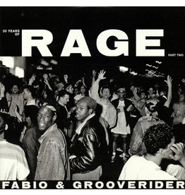 Various ‎– Fabio & Grooverider 30 Years Of Rage Part Two, Compilation 2LP