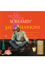 Screamin' Jay Hawkins ‎– At Home With Screamin' Jay Hawkins, LP, Album, Reissue, 180g Gatefold