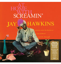 Screamin' Jay Hawkins – At Home With Screamin' Jay Hawkins, LP, Album, Reissue, 180g Gatefold