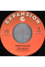 """Ethel Beatty – I Know You Care / It's Your Love, &"""", Reissue"""