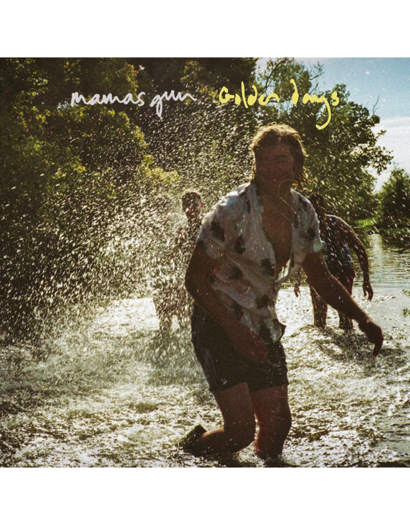 Mamas Gun ‎– Golden Days, CD