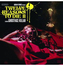 HH GHOSTFACE KILLAH - 12 REASONS TO DIE II LP