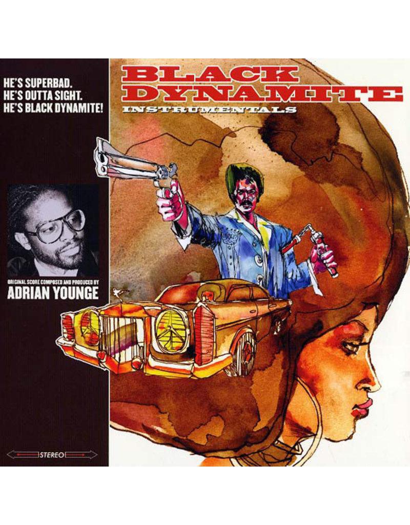 FS ADRIAN YOUNGE - BLACK DYNAMITE INSTRUMENTALS LP