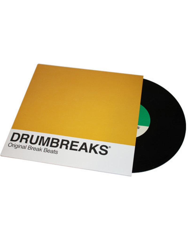 "BB Drum Breaks - Original Break Beats (10"")"