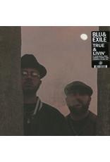 Blu & Exile - True & Livin' EP