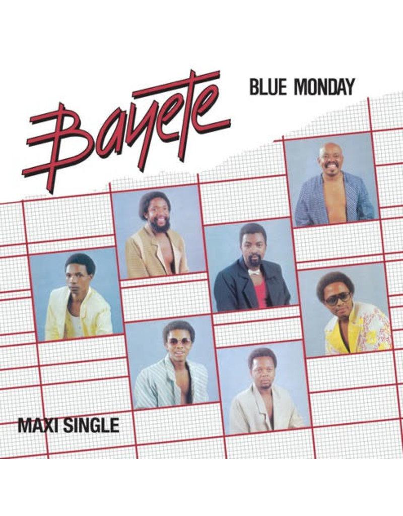 """AF Bayete – Blue Monday 12"""""""