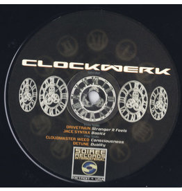 "HS Various Artists – Clockwerk 12"""