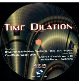 """HS Various Artists – Time Dilation 12"""""""