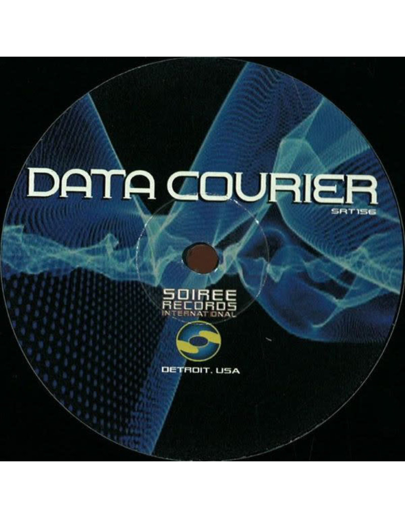 """HS Various Artists - Data Courier 12"""""""