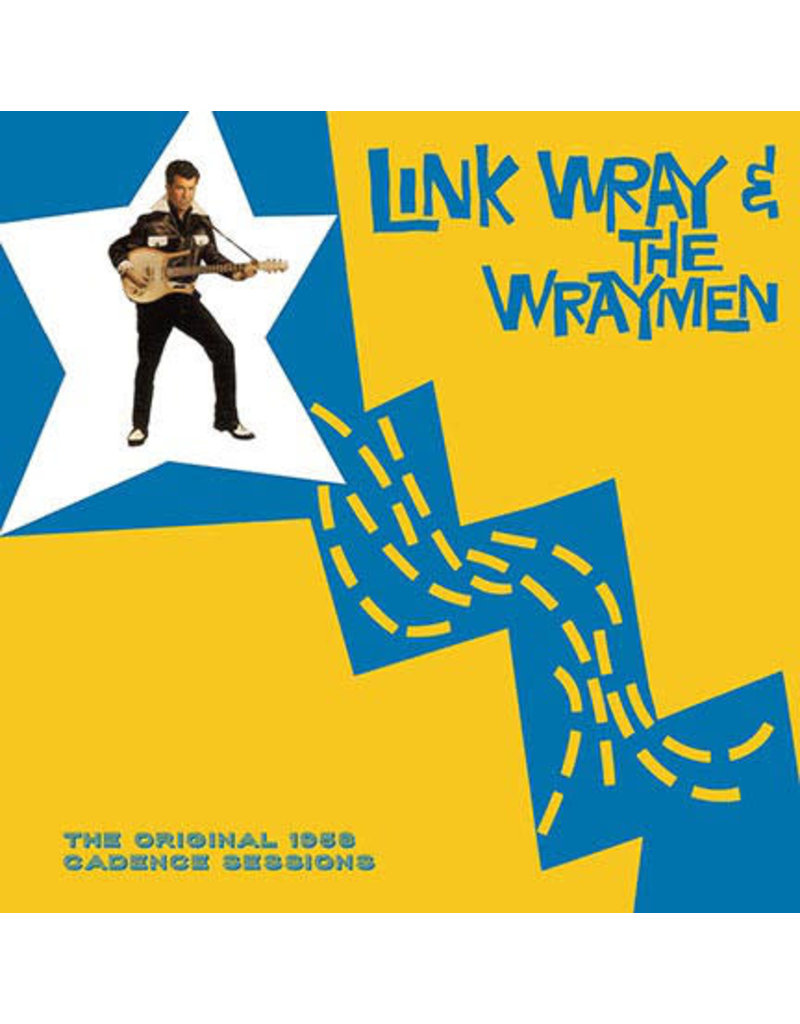 RK Link Wray And The Wraymen – The Original 1958 Cadence Sessions LP