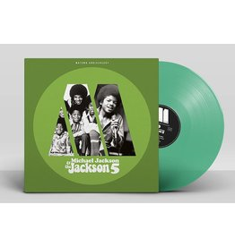 FS Michael Jackson & The Jackson 5 ‎– Motown Anniversary LP, Compilation, Limited Edition, Green